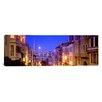 iCanvas Panoramic San Francisco California Photographic Print on Canvas