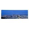 iCanvas Panoramic San Francisco Cityscape upper Market California Photographic Print on Canvas