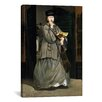 iCanvas 'Street Singer' by Edouard Manet Painting Print on Canvas
