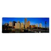 iCanvas Panoramic Skyscrapers in a City, Boston, Massachusetts Photographic Print on Canvas