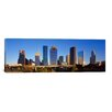 iCanvas Panoramic 'Skyscrapers Against Blue Sky, Houston, Texas' Photographic Print on Canvas