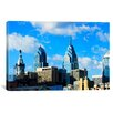 iCanvas Panoramic Skyscrapers in a City, Liberty Place, Philadelphia, Pennsylvania Photographic Print on Canvas