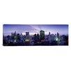 iCanvas Panoramic 'Skyscrapers, Chicago, Illinois' Photographic Print on Canvas