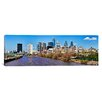 iCanvas Panoramic Skyscrapers in a City, Liberty Tower, Comcast Center, Philadelphia, Pennsylvania Photographic Print  on Canvas