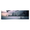 iCanvas Panoramic North Avenue Beach, Chicago, Illinois Photographic Print on Canvas