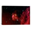 iCanvas Stars Hatching from Orions Head (Spitzer Space Station) Graphic Art on Wrapped Canvas