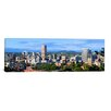iCanvas Panoramic 'Skyscrapers in a City, Portland, Oregon, 2010' Photographic Print on Canvas