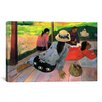 iCanvas 'The Siesta' by Paul Gauguin Painting Print on Canvas