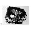 iCanvas 'The Raven' by Edouard Manet Graphic Art on Canvas