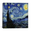 iCanvas 'The Starry Night' by Vincent Van Gogh Canvas Wall Art