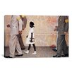 iCanvas 'The Problem We All Live with (Ruby Bridges)' by Norman Rockwell Painting Print on Wrapped Canvas