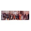 iCanvas 'School of Athens' (Panoramic) by Raphael Painting Print on Canvas