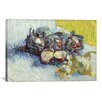 iCanvas 'Still Life with Red Cabbages and Onions' by Vincent Van Gogh Painting Print on Wrapped Canvas