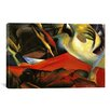 iCanvas 'The Storm 1911' by August Macke Painting Print on Canvas