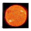 iCanvas The Sun (Solar Dynamics Observatory) Canvas Wall Art