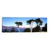 iCanvas Panoramic Suspension Bridge Across a Bay, Golden Gate Bridge, San Francisco Bay, San Francisco, California Photographic Print on Canvas