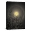 iCanvas 'The Moon is the North Wind's Cookie' by Geoffrey Ansel Agrons Photographic Print on Canvas