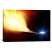 iCanvas Supernova Companion Star (2004) Canvas Wall Art