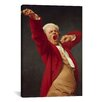 iCanvas 'Self-Portrait (Yawning)' by Joseph Ducreux Painting Print on Canvas