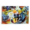 "iCanvas ""The Last Judgment"" by Wassily Kandinsky Prints Painting Print on Canvas"
