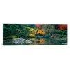 iCanvas Panoramic The Japanese Garden Seattle Washington Photographic Print on Canvas