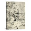 iCanvas 'The Man Tree' by Hieronymus Bosch Painting Print on Wrapped Canvas