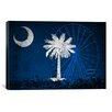 iCanvas Flags South Carolina Myrtle Beach Graphic Art on Canvas