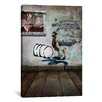 iCanvas 'The Kiss' by Luz Graphic Art on Wrapped Canvas