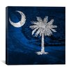 iCanvas Flags South Carolina Myrtle Beach Graphic Art on Canvas