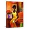 "iCanvas ""The Letter"" by Keith Mallett Painting Print on Wrapped Canvas"