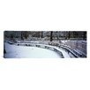 iCanvas Panoramic Washington Square Park, Manhattan, New York City, New York State Photographic Print on Wrapped Canvas