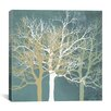 "iCanvas ""Tranquil Trees"" by Erin Clark Graphic Art on Canvas"