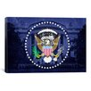 iCanvas Flags U.S. Presidential Graphic Art on Canvas