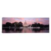 iCanvas Panoramic U.S. Capitol Washington, D.C Photographic Print on Canvas