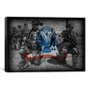 iCanvas Flags U.S. Army Graphic Art on Wrapped Canvas