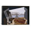 iCanvas 'The Open Windwon' by Juan Gris Painting Print on Wrapped Canvas