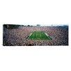 iCanvas Panoramic University of Michigan Football Game, Michigan Stadium, Ann Arbor, Michigan Photographic Print on Wrapped Canvas