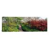 iCanvas Panoramic Garden of Eden, Ladew Topiary Gardens, Baltimore County, Maryland Photographic Print on Wrapped Canvas