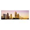 iCanvas Panoramic Sunrise, Atlanta, Georgia Photographic Print on Wrapped Canvas