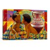 "iCanvas ""Treasures of Africa"" by Keith Mallett Painting Print on Wrapped Canvas"