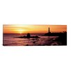 iCanvas Panoramic Pigeon Point Lighthouse, San Mateo County, California Photographic Print on Canvas