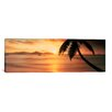 iCanvas Panoramic Anse Severe, la Digue Island, Seychelles Photographic Print on Canvas