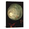 iCanvas 'The Ascent of The Blessed (Detail)' by Hieronymus Bosch Painting Print on Wrapped Canvas