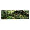 iCanvas Panoramic Yuzen-En Garden, Chion-In, Higashiyama Ward, Kyoto, Japan  Photographic Print on Canvas