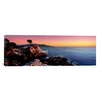 iCanvas Panoramic 17-Mile Drive, Carmel, California Photographic Print on Canvas