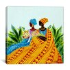 """iCanvas """"Two Sisters"""" Canvas Wall Art by Keith Mallett"""