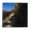 "iCanvas ""The Abduction of Proserpina"" Canvas Wall Art by Rembrandt"