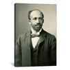 iCanvas Political Web Du Bois Portrait Painting Print on Canvas