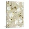 "iCanvas Decorative Art ""White Passion"" by Pablo Esteban Painting Print on Wrapped Canvas"