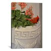 """iCanvas """"White Planter"""" by Ron Parker Painting Print on Wrapped Canvas"""